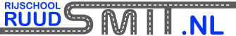 Rijschool Ruud Smit Logo